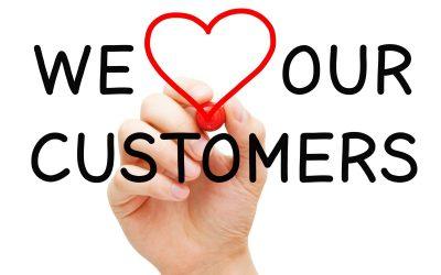 Addicted to (customer) 💗