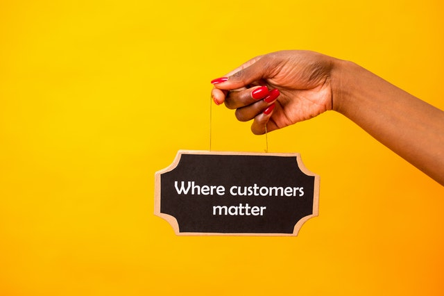 The 3 C's of a customer-first organization